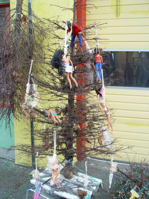Dead Christmas Trees 006