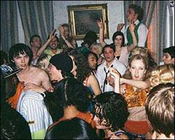 NYE-party