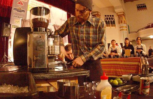Coffee-Matt