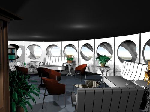 Kalakala Womens Lounge - 07
