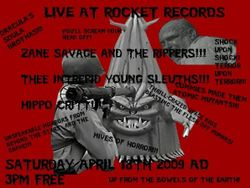 Thee Intrepid Young Sleuths Flyer