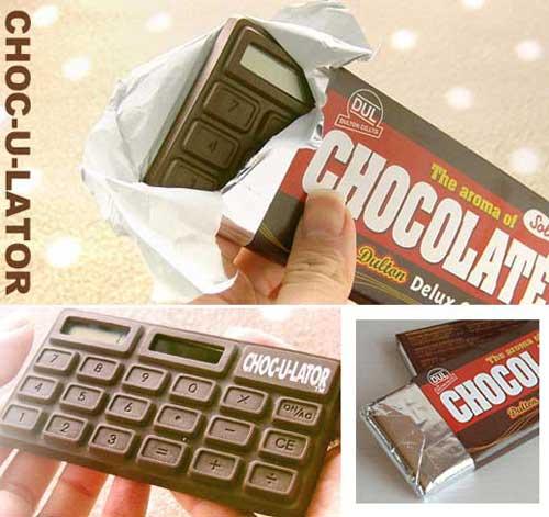 Choculator