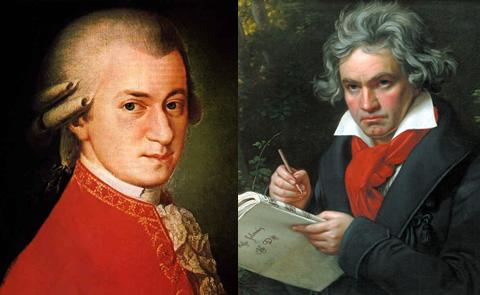 Mozartbeethoven